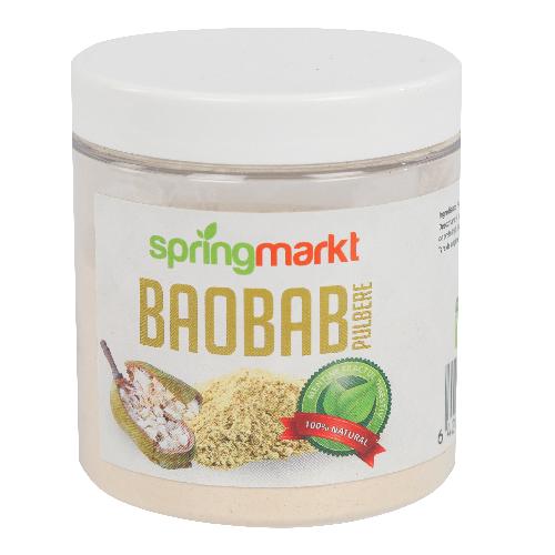 Baobab Pulbere 80gr Springmarkt