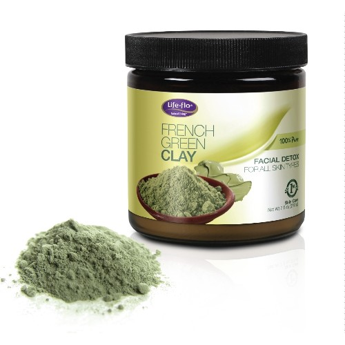 French Green Clay ( All Skin Types) 213gr Secom