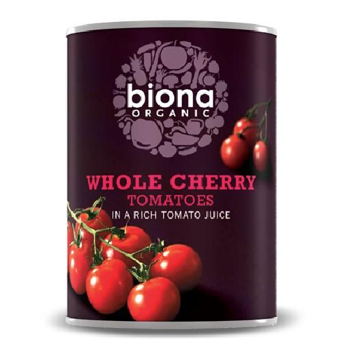 Rosii Cherry La Conserva Bio 400gr Biona