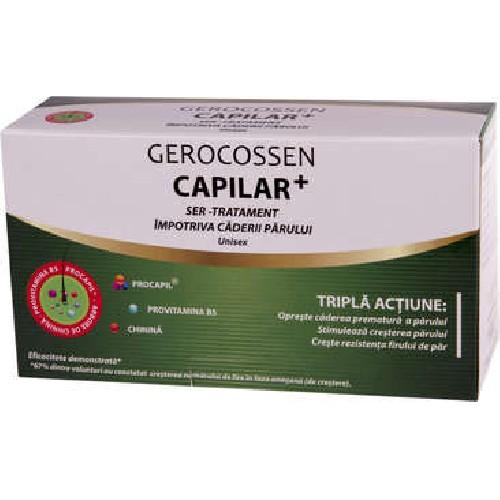 Gerocossen Ser Capilar 10x10ml