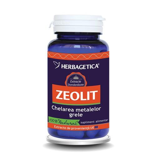 Zeolit 60cps Herbagetica