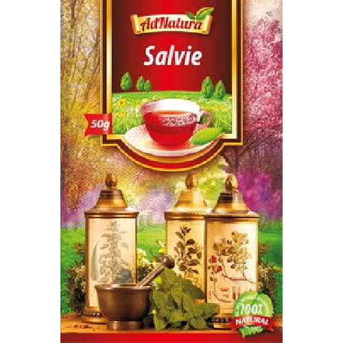 Ceai de Salvie 50gr Adserv