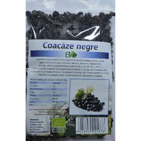 Coacaze Negre Eco 150gr Deco Italia