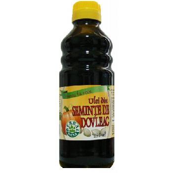 Ulei Din Seminte De Dovleac 250ml Herbavit