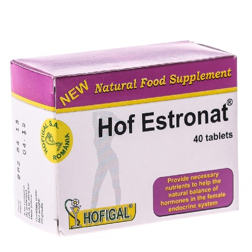 Hof Estronat 40tablete Hofigal