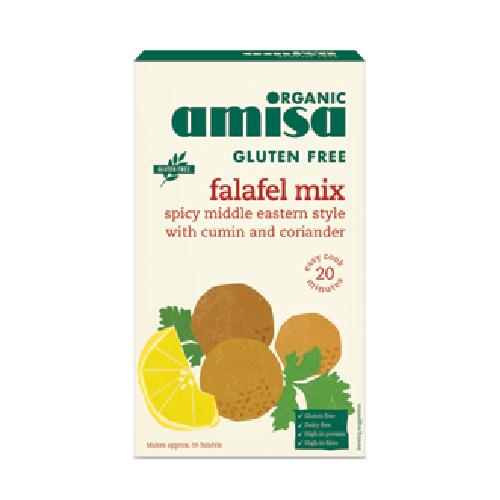 Mix Pentru Falafel Fara Gluten Bio 180gr Amisa