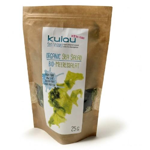 Alge Sea Lettuce (Salata de Mare) Bio 25gr Kulau