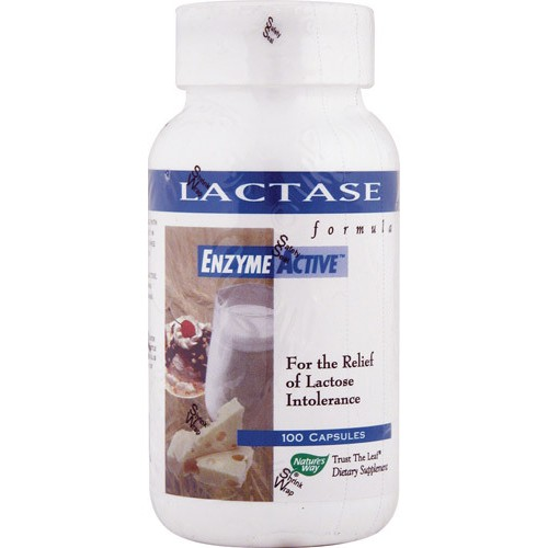 Lactase Enzyme Active 100cps Secom