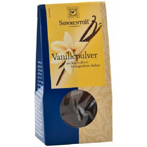 Vanilie Macinata Eco 10gr Sonnentor