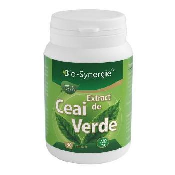 Ceai Verde 30cps Bio-Synergie