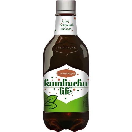 Kombucha Life cu Scortisoara 500ml