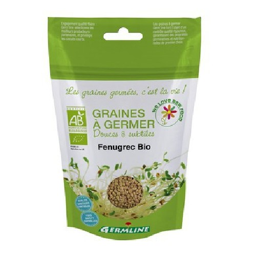 Seminte de Schinduf pentru Germinat Bio 150gr Germline