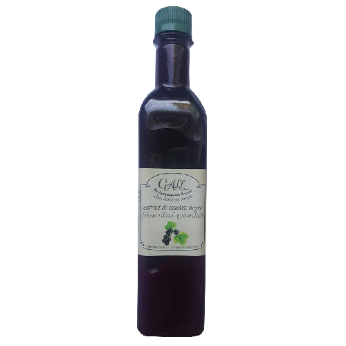Extract de Coacaze Negre 500ml Gall