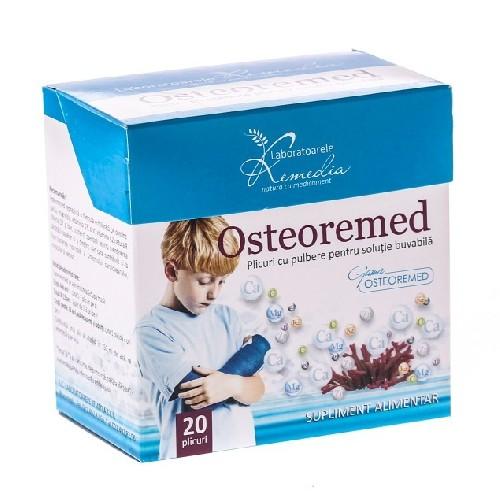 Osteoremed 20dz Remedia