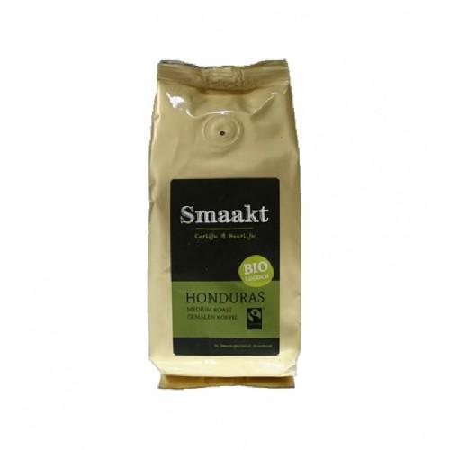 Cafea Macinata din Honduras Medium Prajita Bio 250gr Smaak