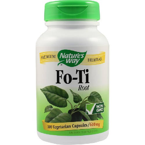 Fo-ti 610mg 100capsule Secom