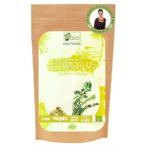 Astragalus Pulbere Eco 125gr Obio