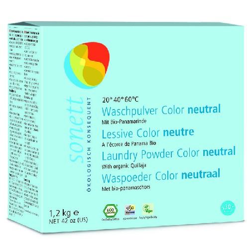 Detergent Ecologic Praf Pentru Rufe Colorate -neut