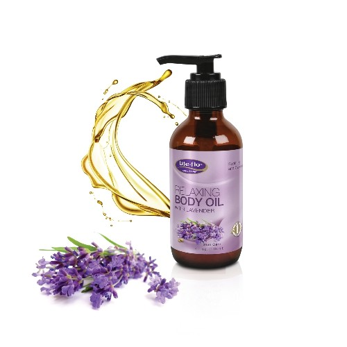 Relaxing Body Oil With Lavander 118ml Secom