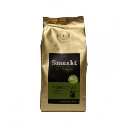 Cafea Boabe Espresso din Honduras Bio 250gr Smaak