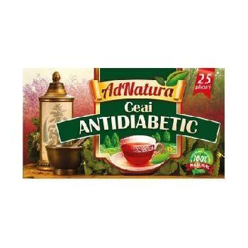 Ceai Antidiabetic 25dz Adserv