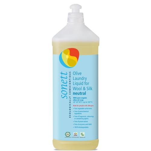 Detergent Ecologic Lichid Pentru Lana Si Matase Ne
