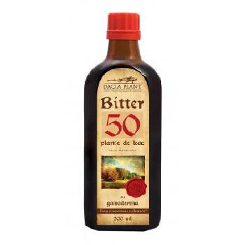 Bitter 50 Plante Ganoderma 200ml Dacia Plant