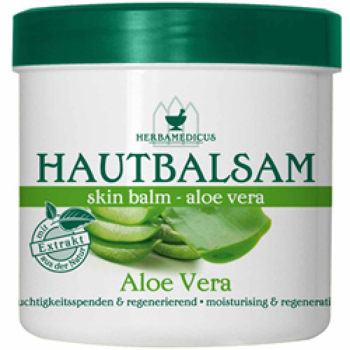 Balsam Aloe Vera Herbamedicus 250ml