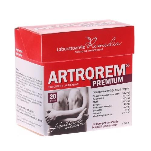 Artrorem Premium 20dz Remedia