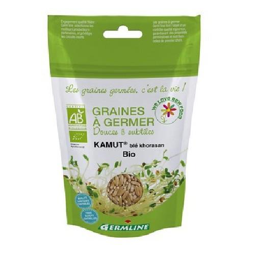 Kamut Boabe pentru Germinat Bio 200gr Germline