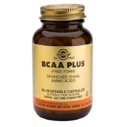 BCAA Plus 50cps Solgar