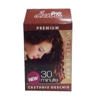 Henna Castaniu Deschis Premium 60gr