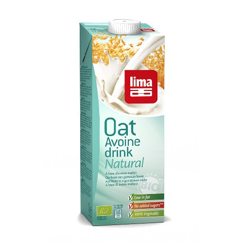 Lapte de Ovaz Bio 1l Lima