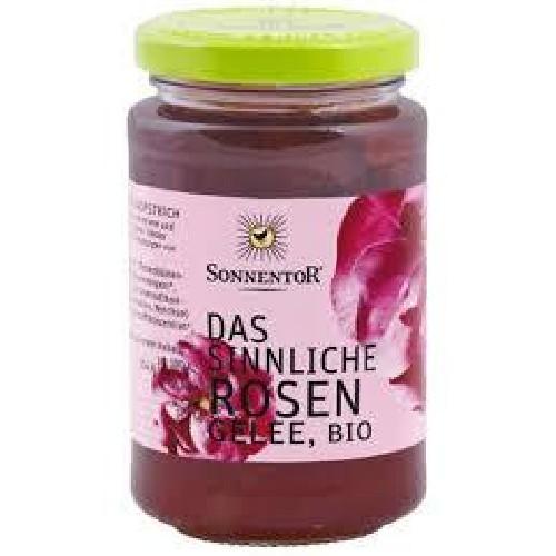 Dulceata De Trandafir Eco 260g Sonnentor