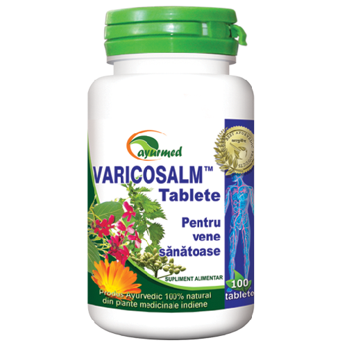 Varicosalm 50tablete Ayurmed