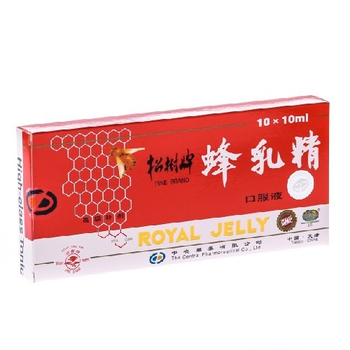 Royal Jelly Fiole 10x10ml Sanye
