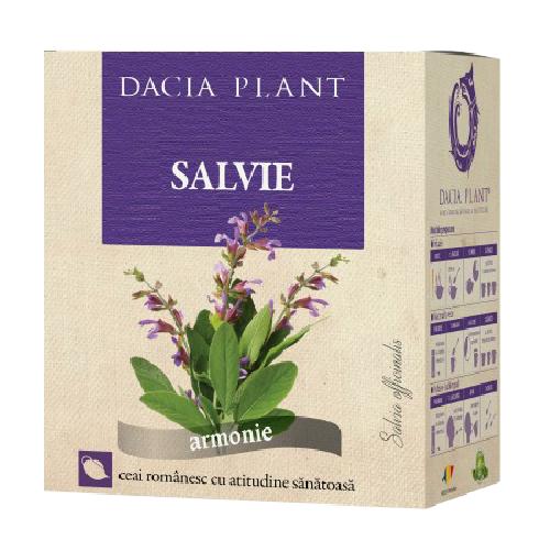 Ceai Salvie 50g Dacia Plant