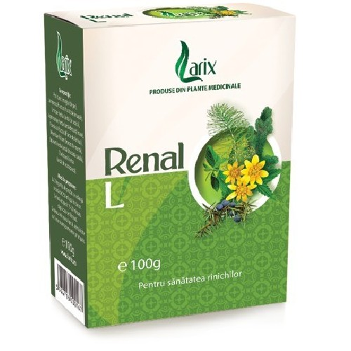 Ceai Renal 100gr Larix