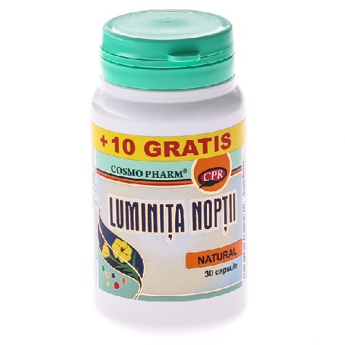 Luminita Noptii 30cps Cosmo Pharm