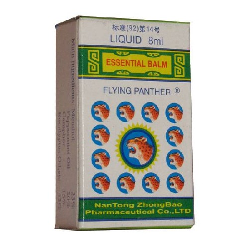 China Balsam Lichid 8ml Sanye