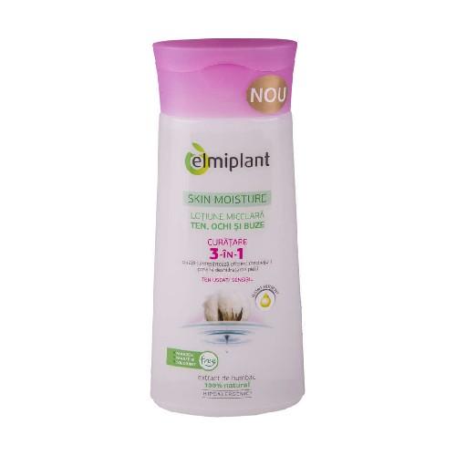 Skin Moisture -3 in 1- Lotiune Micelara Tus 200ml Elmiplant