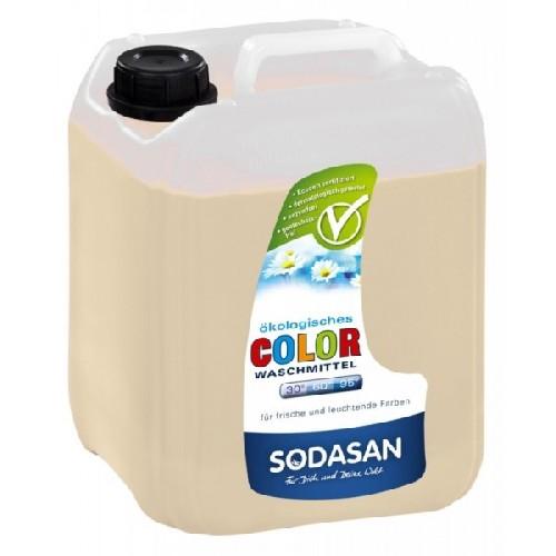 Detergent Ecologic Lichid pentru Rufe Albe si Colorate 5l