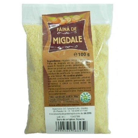 Faina de Migdale 100gr Herbavit