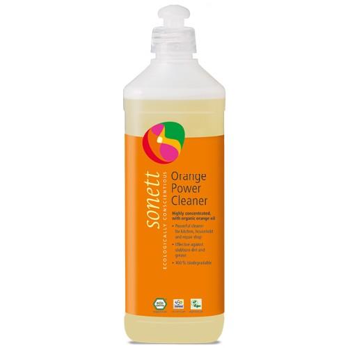 Detergent Eco Universal Concentrat cu Ulei de Portocale 300ml
