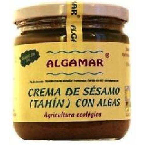 Tahini cu Alge Marine Bio 320gr Algamar