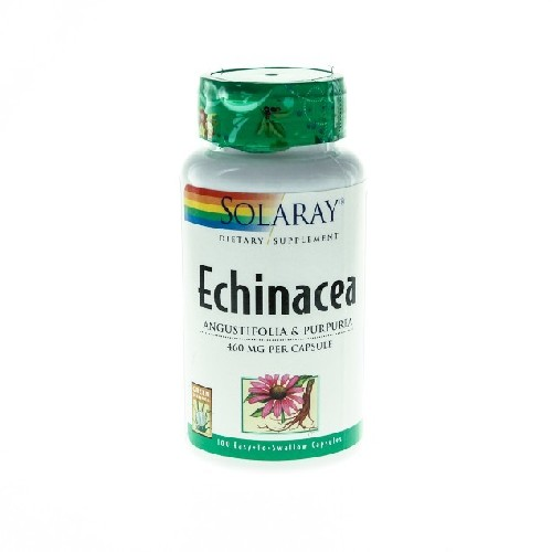 Echinaceea 460mg 100cps Secom