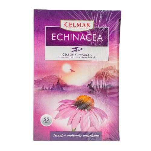 Ceai de Echinacea Celmar 25pliculete