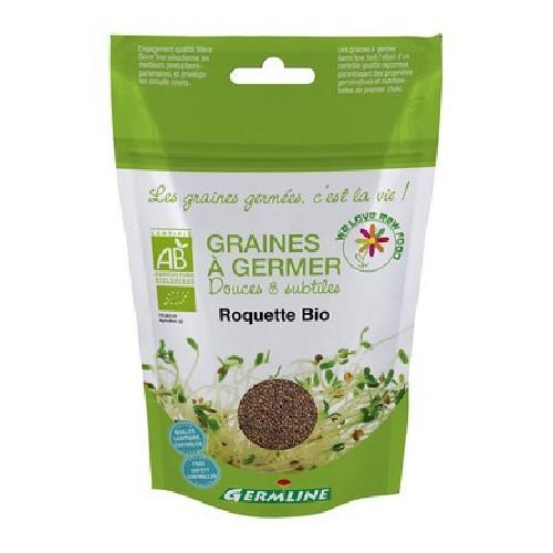 Rucola Seminte pentru Germinat Bio 100gr Germline