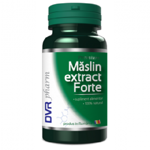 DVR Maslin Forte Extract 60cps