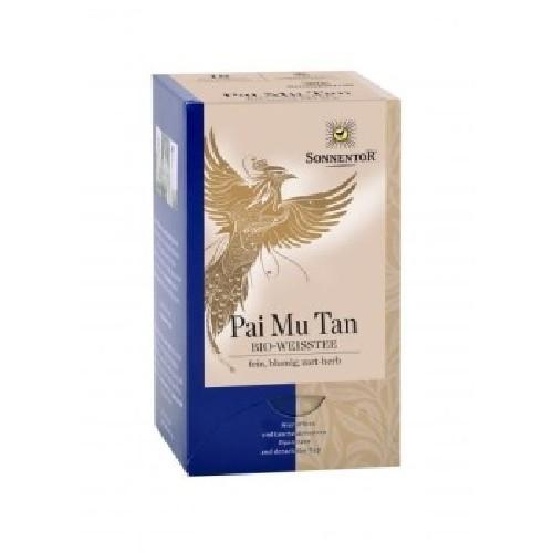 Ceai Alb Pai Mu Tan 40gr Eco Sonnentor